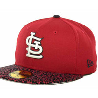 St. Louis Cardinals MLB TMC Print 59FIFTY Cap