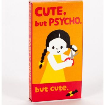 Cute, But Psycho Gum