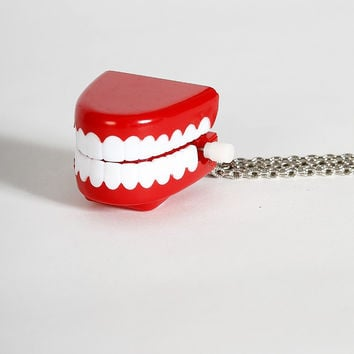 Chatter Box Necklace