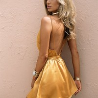 Silky Honeycomb Playsuit - Playsuits by Sabo Skirt