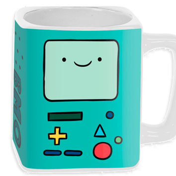 Adventure Time Square Mug: Beemo