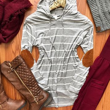 Out All Night Hoodie Top