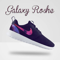 Custom Nike Roshe Run, Galaxy Nike Roshe Run, Black and White NikeRoshe,  Roshe, Roshe Run, Galaxy Nike Roshe Run, Orion Nebula