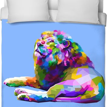 ROB Lions Duvet Cover