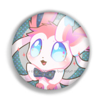 Sylveon Button