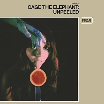 Unpeeled - Cage the Elephant, CD