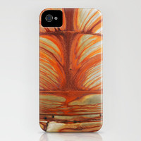 Rusty Abstract Watermarks iPhone Case by Shy Photog | Society6