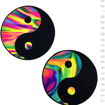 Yin Yang Pasties in Acid