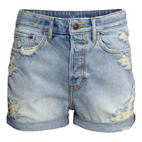 H&M Denim Shorts $24.95