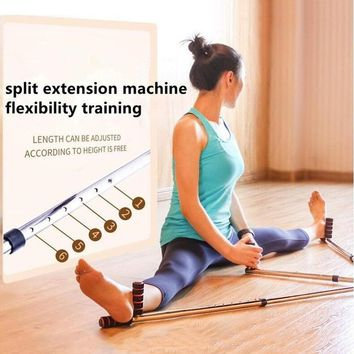 Flexibility Exercises Split Leg Foot Training Device Ligament Stretcher Device Extension Machine Flexibility Divides