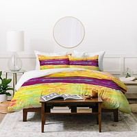 Ingrid Padilla Distressed Duvet Cover