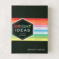 Bright Ideas Journal - Urban Outfitters