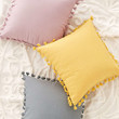 Magical Thinking Avery Tassel Pillow - Urban Outfitters