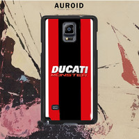 Ducati Monster Motorcycle Samsung Galaxy Note 4 Case Auroid