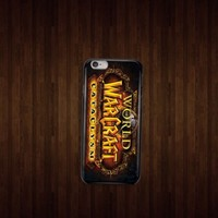 WoW World of Warcraft Cataclysm iphone 4 5 5c 6 6plus, samsung S4 S5 case