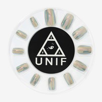 UNIFChroma Press-On Nails - Gray