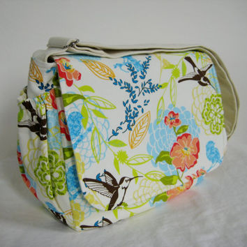 Diaper Bag Messenger Bag Crossbody Bag in by moxiebscloset on Etsy