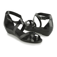 Strappy Wedge Sandals | FOREVER21 - 2002928418