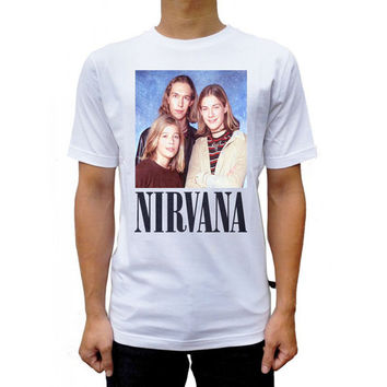 Nirvana Hanson fit for men t shirt women t shirt men and women t shirt cotton t shirt