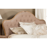 1206-670 Jefferson Headboard- King - Rails not included