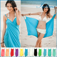 Sexy Beach Cover Up Dress