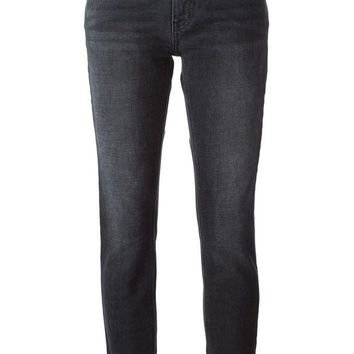 DCCKIN3 Current/Elliott 'The Cropped' jeans