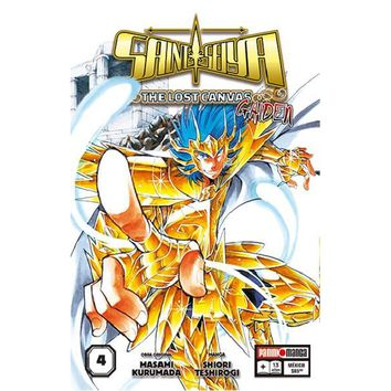 MANGA SAINT SEIYA GAIDEN 4 CANCER
