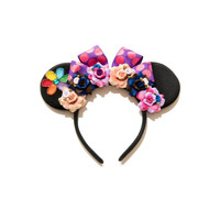 Bing Bong Disney Ears Headband, Mouse Ears, Mickey Mouse Ears, Inside Out Birthday, Inside Out Party, Disney Bound, Disney World, Disneyland