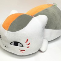 Natsume's Book of Friends: Nyanko Sensei Stuffed Plush 16'' ~ Madara Nyanko Big