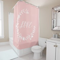 Love is for Lovers Shower Curtain