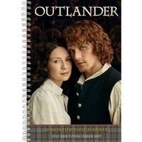 Outlander Planner, Drama TV by Sellers Publishing