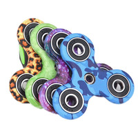 new Hand Spinner Copper Tri-Spinner Fidgets Toy EDC Sensory Fidget Spinner For Autism and ADHD Kids/Adult Funny Anti Stress Toys