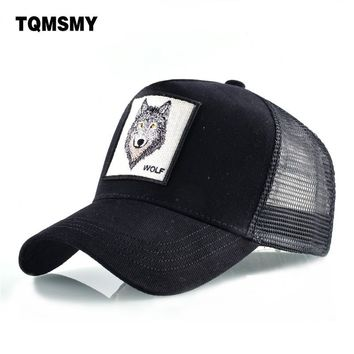 Trendy Winter Jacket TQMSMY Fashion Cotton Baseball Cap men's Snapback Hats For women Hip hop Gorras bone Embroidered Wolf Caps Trucker Hats TMDHL AT_92_12