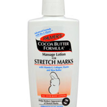 Cocoa Butter Formula Massage Lotion For Stretch Marks with Vitamin E&Shea Butter Body Lotion Palmer's