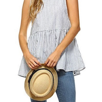 Sway With Me Top | Blue