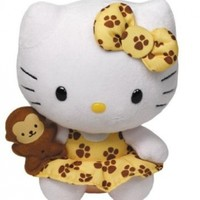 Ty Hello Kitty - Safari