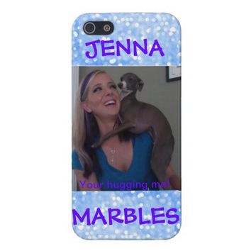Jenna Marbles iphone 5 case from Zazzle.com