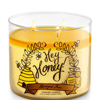 HONEYED PEAR3-Wick Candle