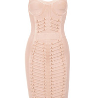 Eden Rose Bandage Dress