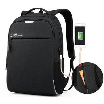 University College Backpack BALANG Brand 2018 HOT Business  for Men Women Fashionable  School Bags for Teenagers Boys Girls Laptop sAT_63_4