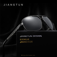 New Sunglasses Men Designer Driving Sun Glasses Eye wear Male Sun glass Shades