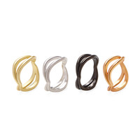 Kendra Scott Jewelry Women's Portia Stackable Rings (Set of 4) - Gold