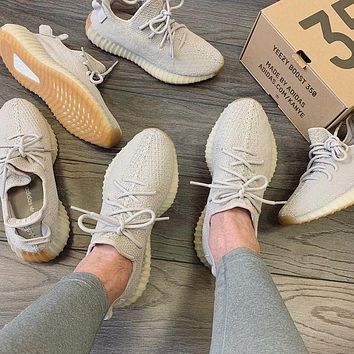 huge selection of 26c00 eafec Adidas Yeezy Boost 350V2 Sesame Sneaker