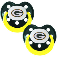 Green Bay Packers 2-Pack Pacifier – Green