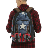 Marvel Captain America: Civil War Built Up Backpack