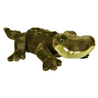 "19"" Alligator Stuffed Animal Plush Floppy Zoo Species Collection"