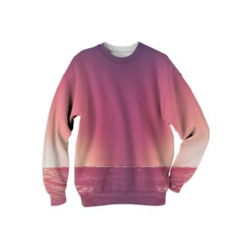 Summer - Sweatshirt created by HappyMelvin | Print All Over Me