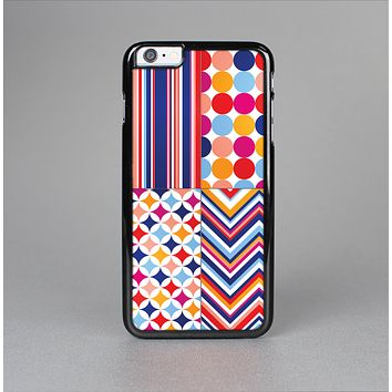 The Brightly Colored Panels Skin-Sert for the Apple iPhone 6 Skin-Sert Case