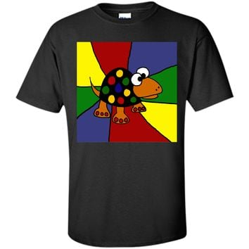 Sexy Funky Colorful Turtle Art Abstract 2017 T Shirt