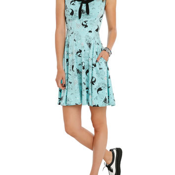 Disney The Little Mermaid Sailor Dress
